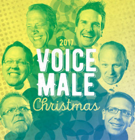 Voice Male Christmas 2017