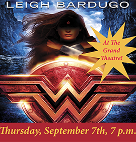 Leigh Barugo | Wonder Woman: Warbringer