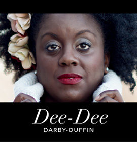 Backstage with Dee-Dee Darby-Duffin