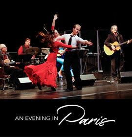 Lark & Spur: An Evening in Paris