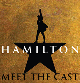 "A conversation with the stars of ""Hamilton"""