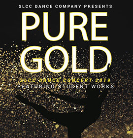Pure Gold: SLCC Dance Company