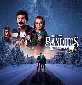 Juanito Bandito's Christmas Carol 2019