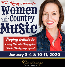 Women of Country Music with Erica Hansen