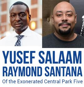 2020 MLK Jr. Commemorative Keynote: Yusef Salaam & Raymond Santana